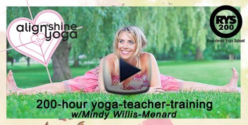 Yoga Teacher Training Align And Shine Yoga In London Ontario Yoga Teacher Training