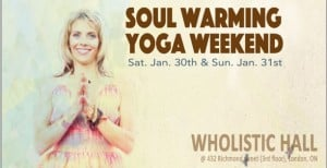 Soul Warming Yoga Workshop FB Timeline